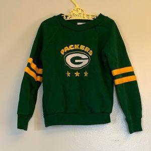 Green Bay - vintage toddler sweatshirt
